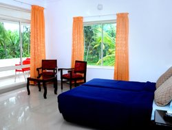 Top-10 hotels in the center of Kovalam