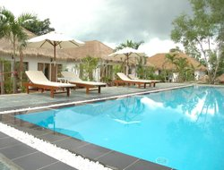 Top-10 hotels in the center of Sihanoukville