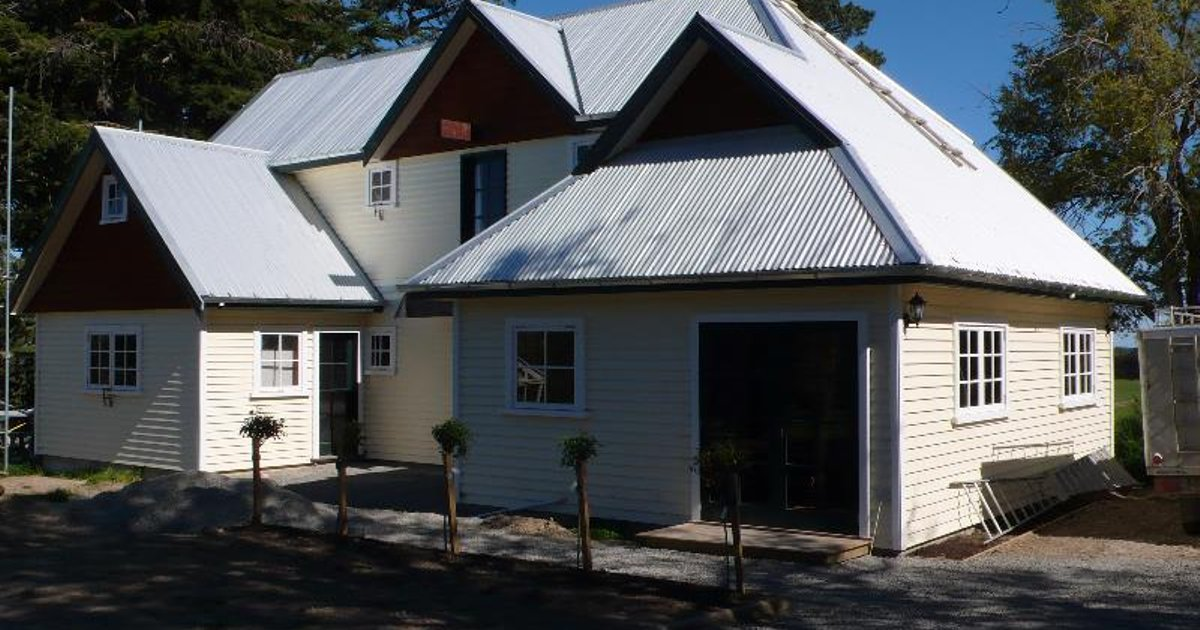 Granary at Gunyah Country Estate