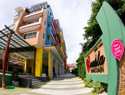 Bang Saen hotels with sea view