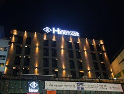 Changwon hotels with restaurants