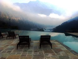 Rishikesh hotels with swimming pool