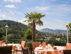 Freiburg im Breisgau hotels with restaurants
