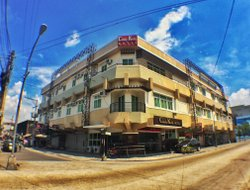 Top-6 hotels in the center of Olongapo City
