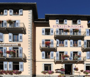 Best Western Plus Excelsior Chamonix Hotel-Spa (ех. Hotel Excelsior)
