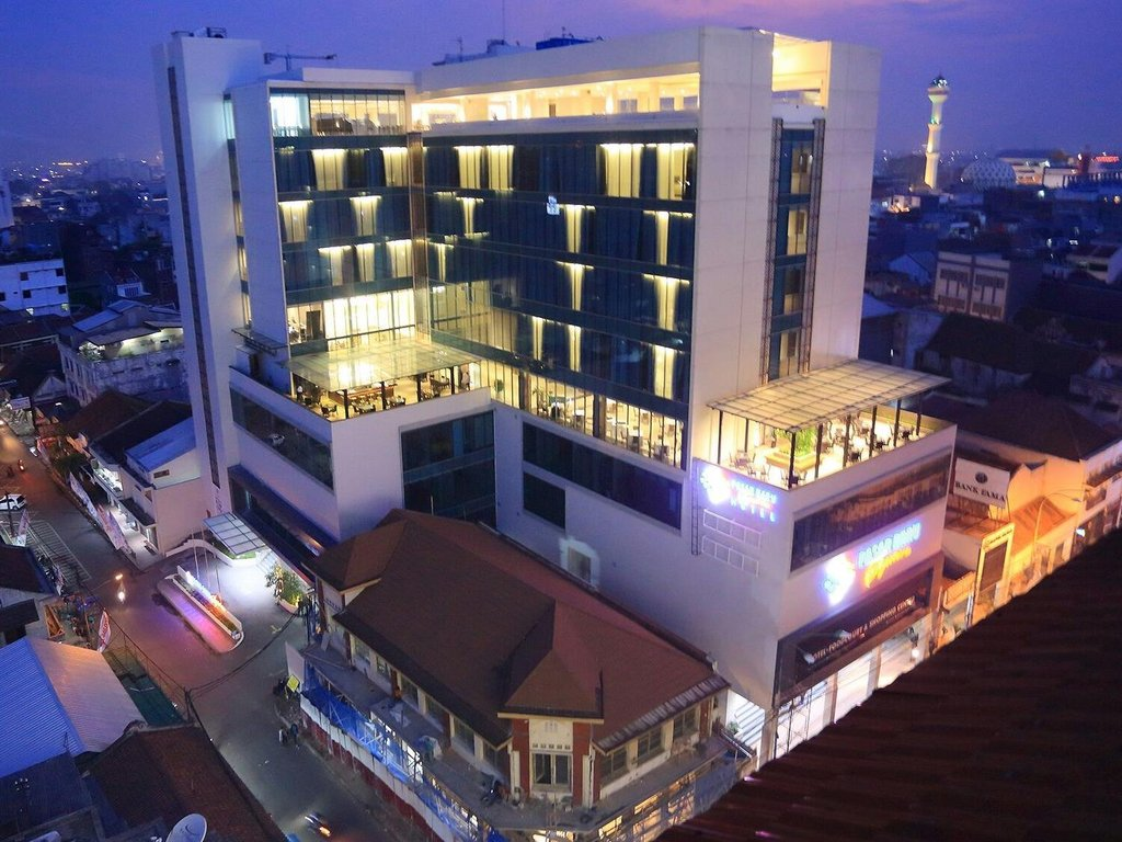Recommended Bandung Hotels