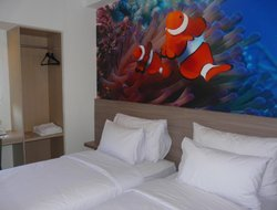 Top-10 hotels in the center of Manado