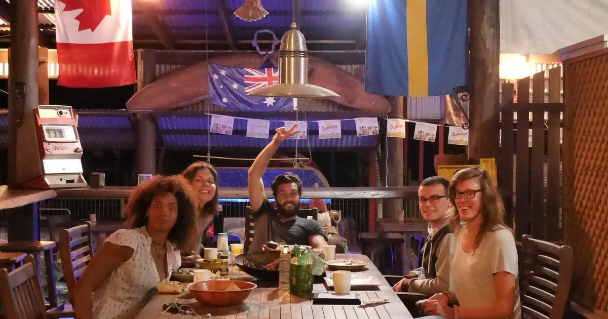 1770 Southern Cross Backpackers