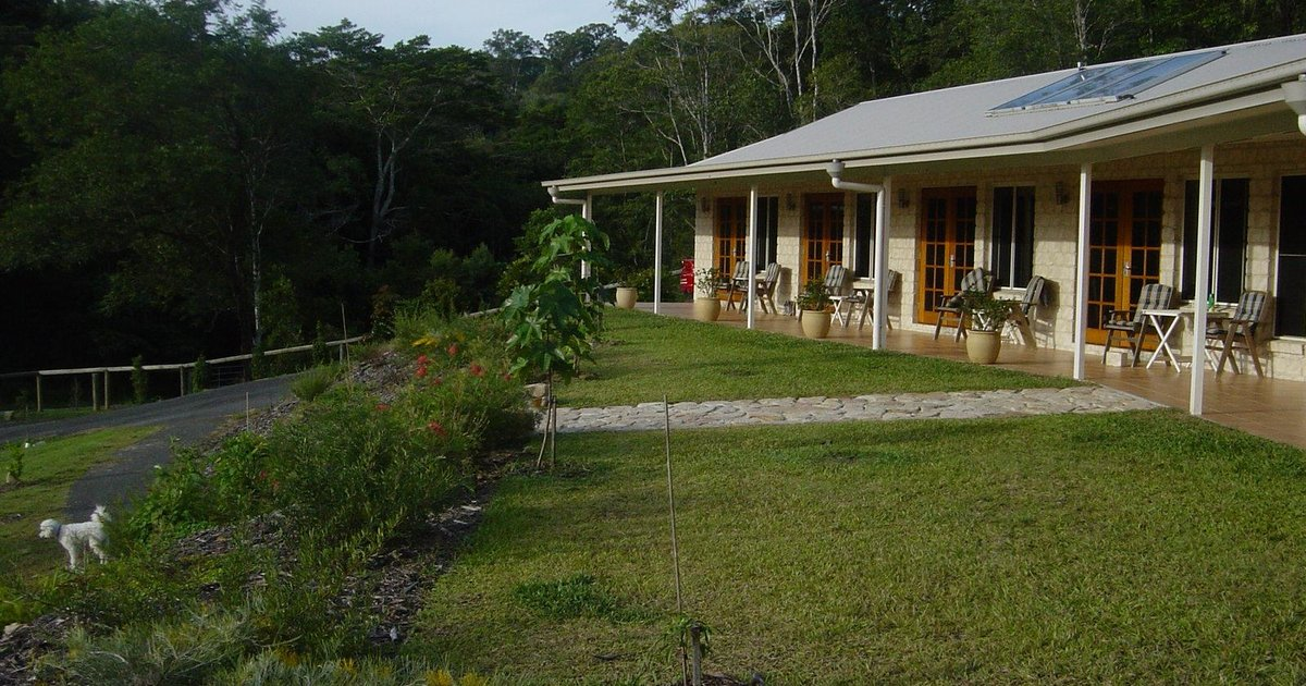 Coverdales B&B at Eumundi