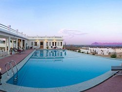 Pushkar hotels with swimming pool