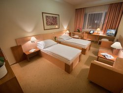 Beroun hotels with restaurants