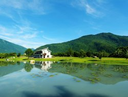 Taiwan hotels with lake view