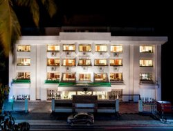 Daman hotels with restaurants