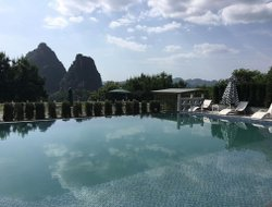 Yangshuo hotels with swimming pool