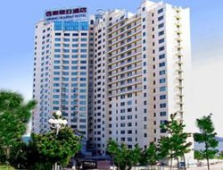Weihai hotels with sea view