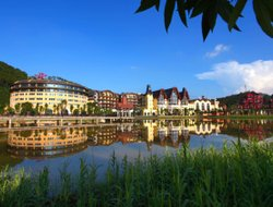 Heyuan hotels with lake view