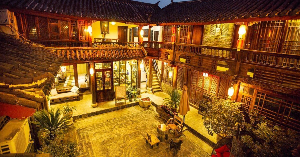 Lijiang Time Walk Inn