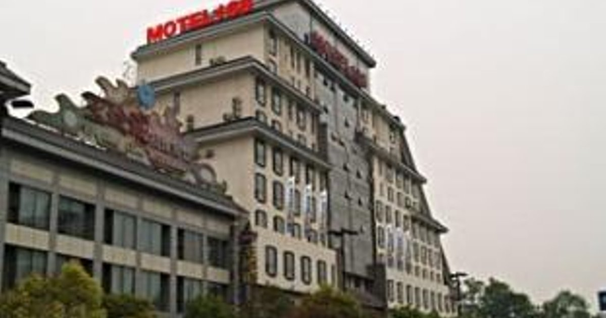 Motel 168 Yangzhou North Wenhe Road