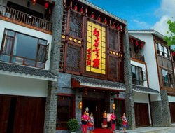 Wulingyuan hotels with restaurants