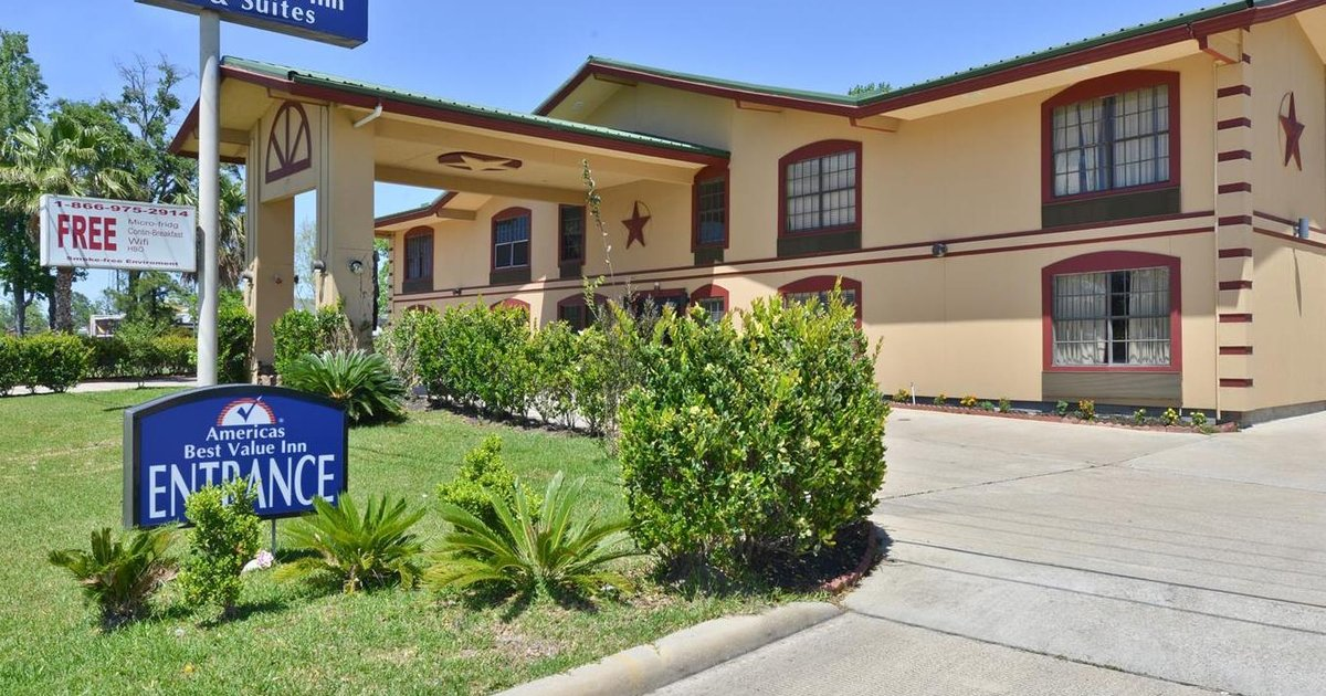 Americas Best Value Inn-Conroe/Shenandoah/Woodlands