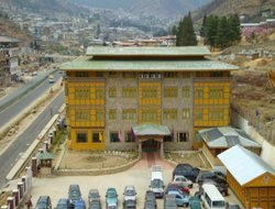 Bhutan hotels with restaurants