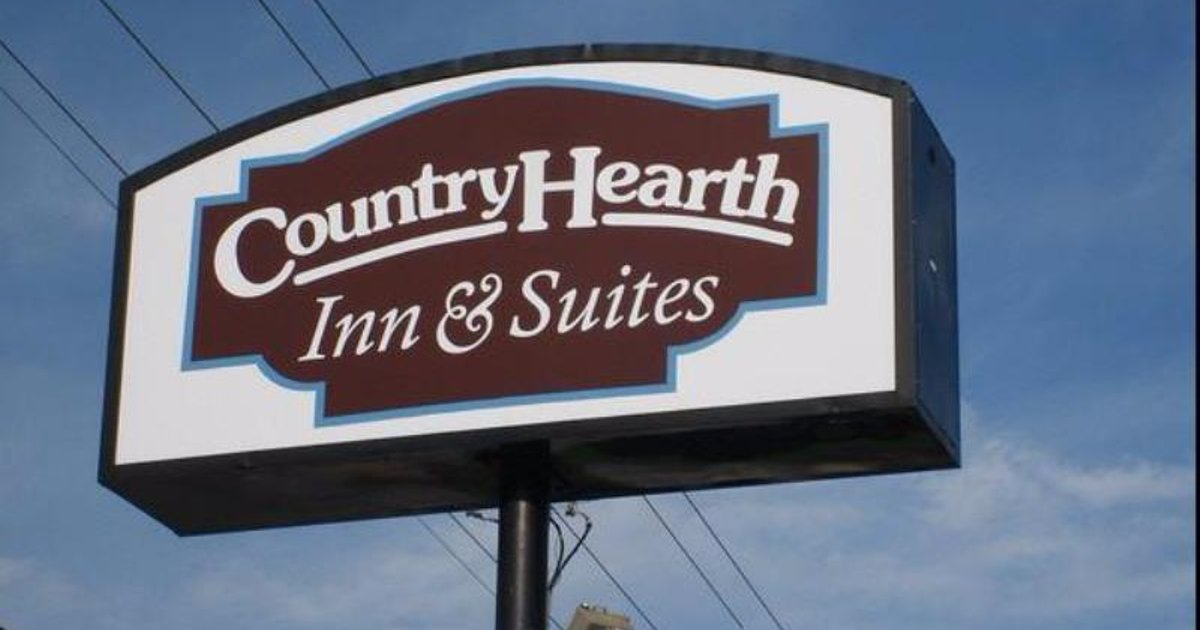 Country Hearth Inns and Suites Camden
