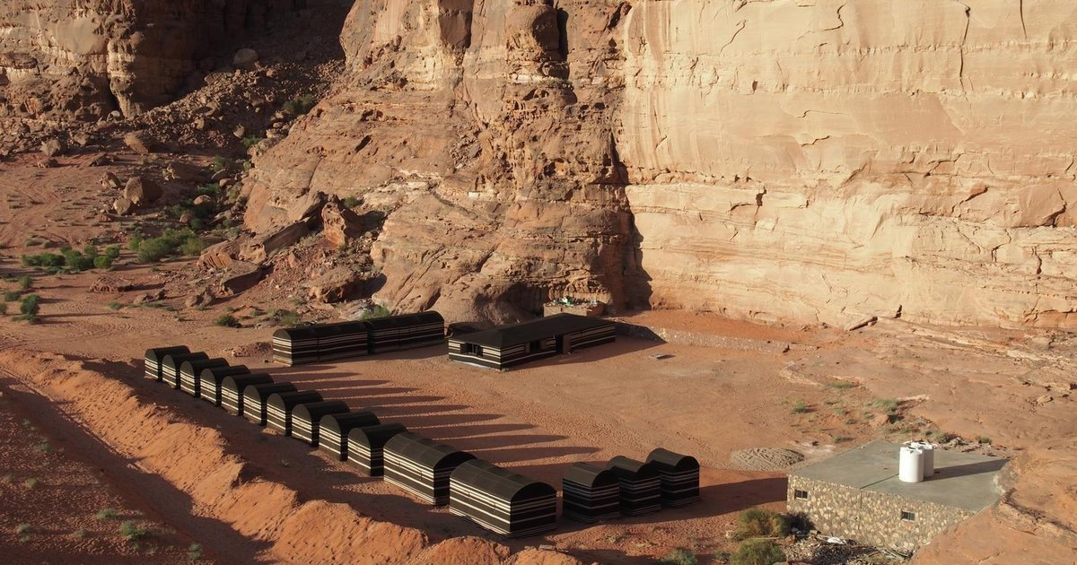 Wadi Rum Shooting Stars Luxury Camp