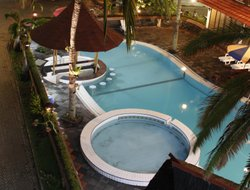 Pangandaran hotels with swimming pool
