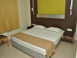 Top-9 hotels in the center of Tanjavur