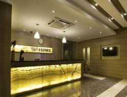 Top-4 hotels in the center of Tirupur