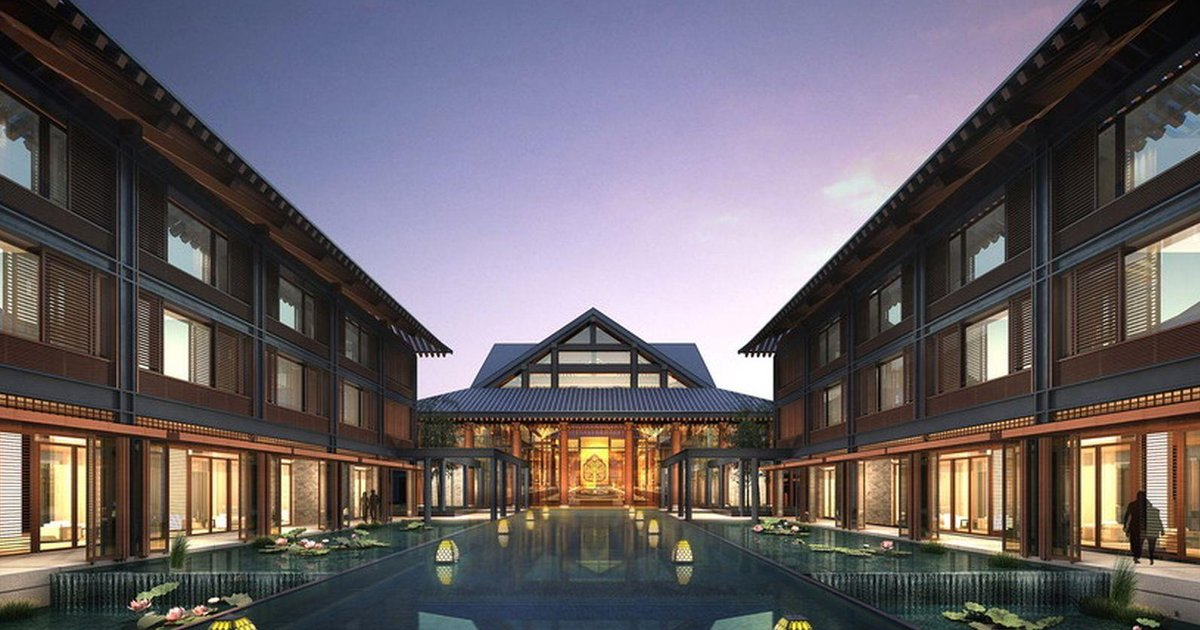 Zen Hotspring Resort Hotel
