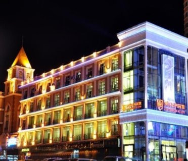 Manzhouli Ao Long Business Hotel