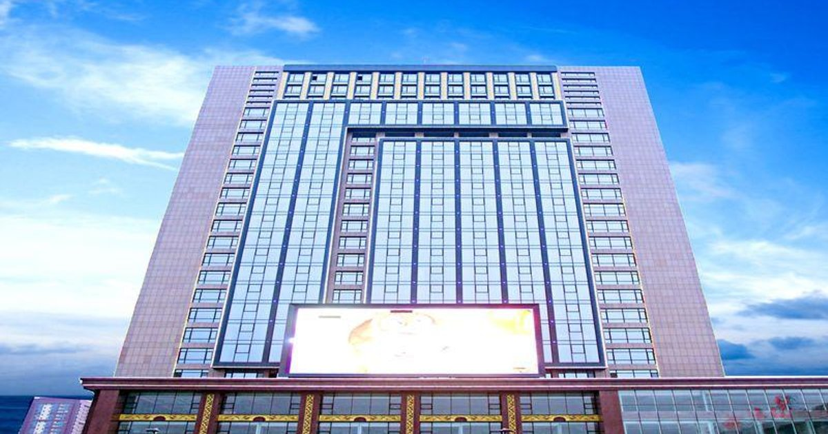 Liaoyang Golden Palace Traders Hotel