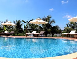 Ben Tre hotels with swimming pool