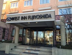 Top-4 hotels in the center of Fujiyoshida