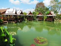 Amphoe Muang Sisaket hotels with swimming pool