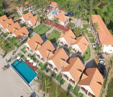 Grand Ngwe Saung Resort