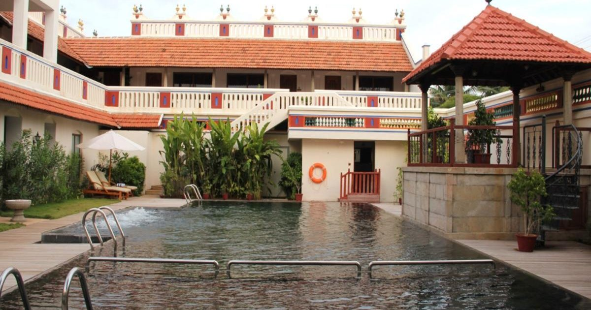 Chidambara Vilas - A Luxury Heritage Resort