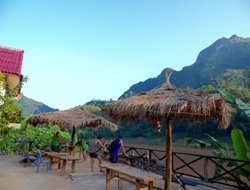 Nong Khiaw hotels with river view