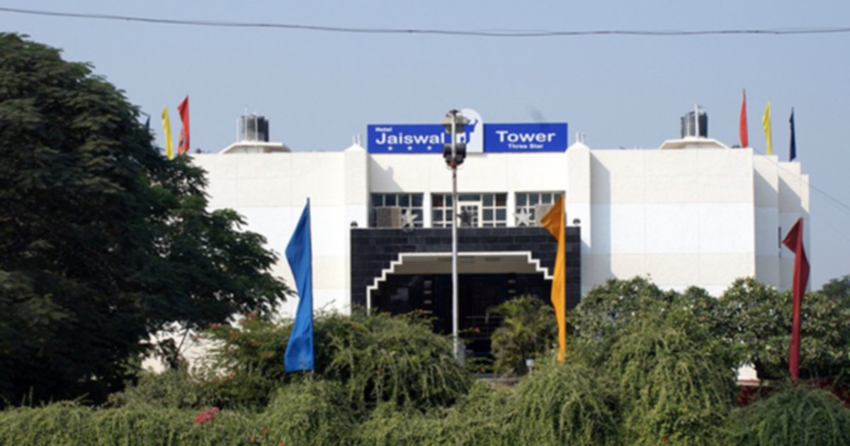 Hotel Jaiswal Tower