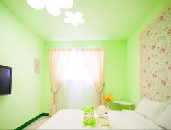 Pets-friendly hotels in Taichung City