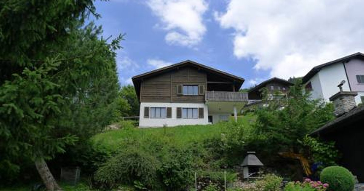 Holiday Home Chalet Stöckenweidstrasse
