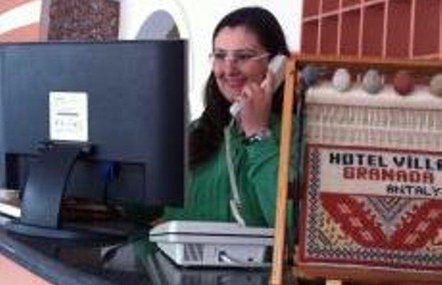 фото Hotel Villa Granada 737829012