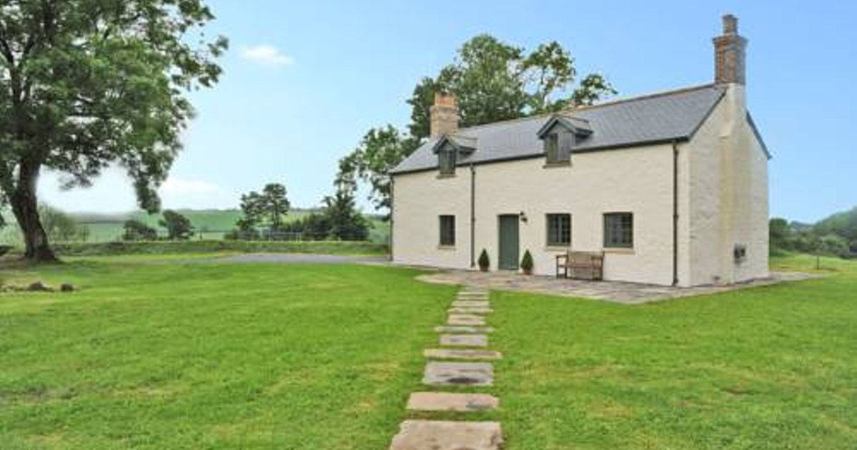 Laugharne Cottage