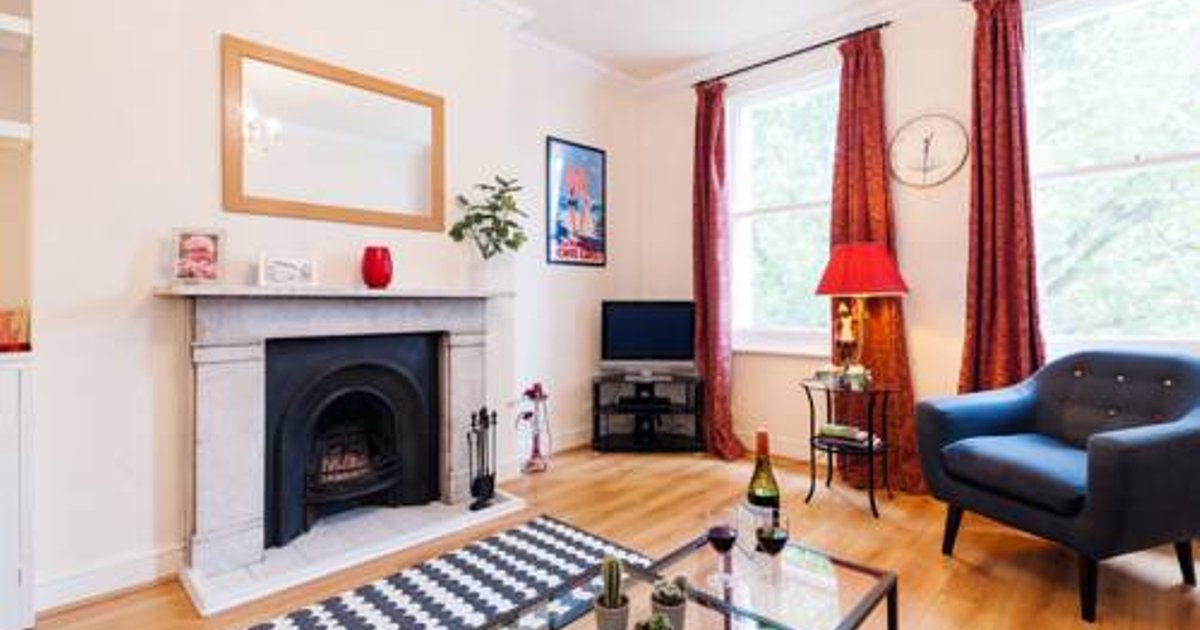 FG Property - Earl's Court, Philbeach Gardens Apartment V