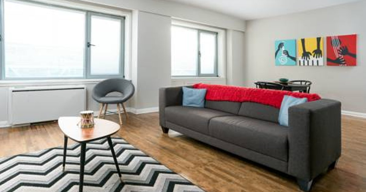 One-Bedroom on Rue de la Montagne Apt 107