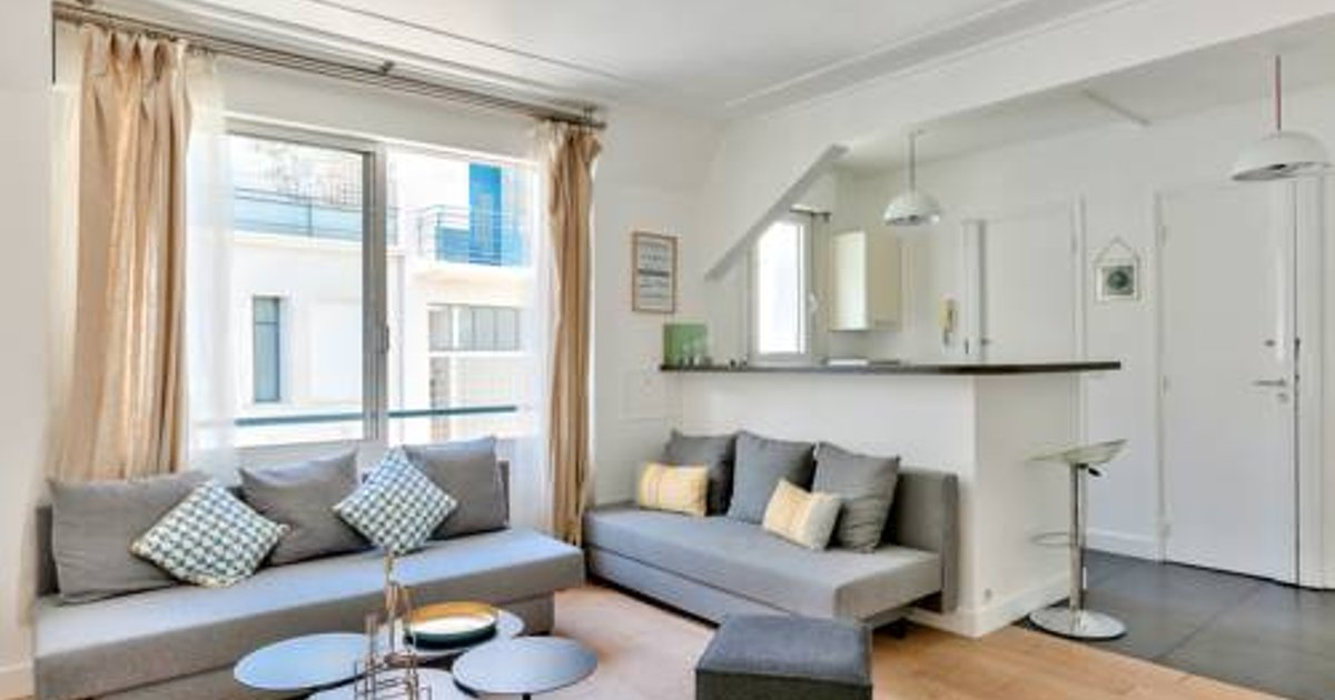 37 Luxury flat Montaigne