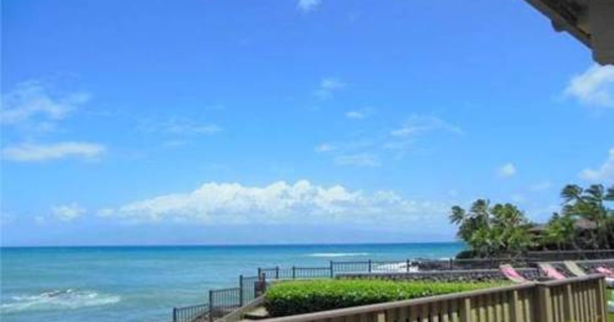 Lower Honoapiilani Condo 4909-A3