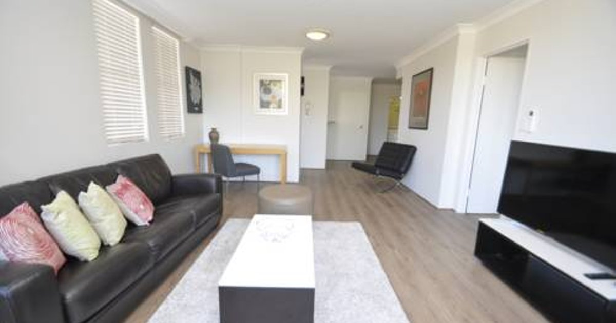 Pyrmont Fully Self Contained Modern 2 Bed Apartment (518HAR)