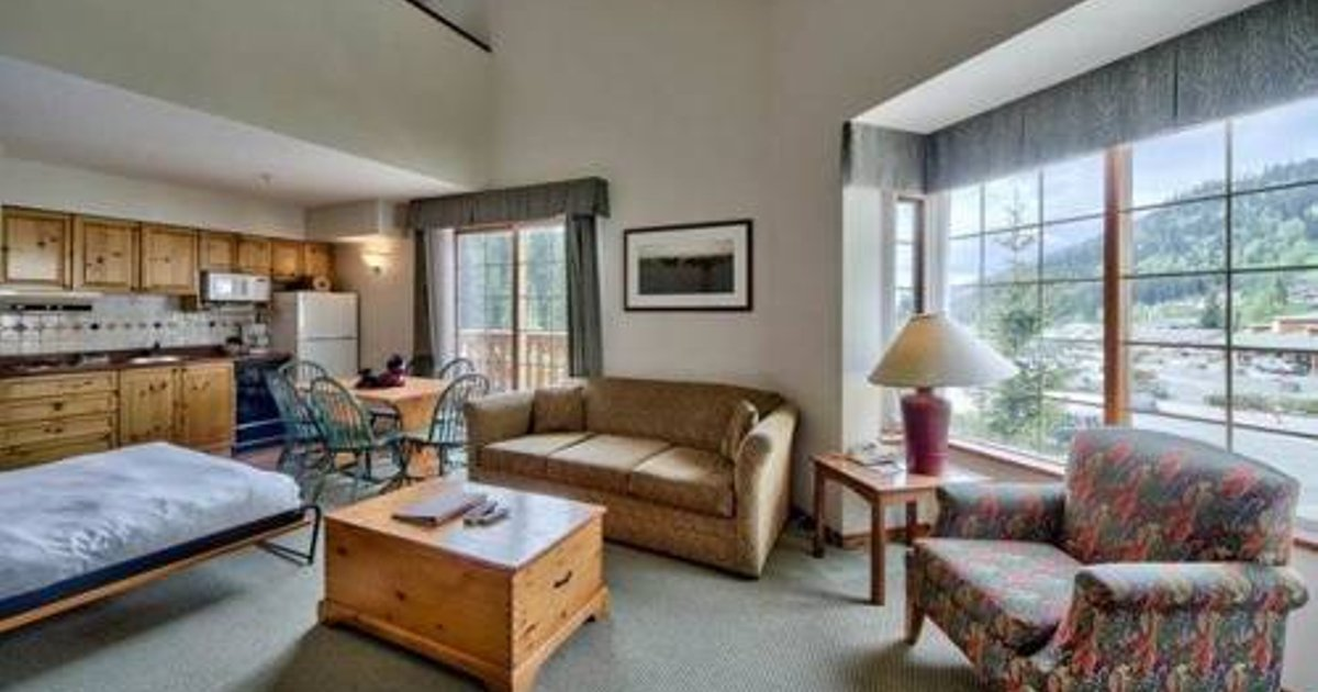Hearthstone Lodge Village Center Apartment HS228 British Columbia
